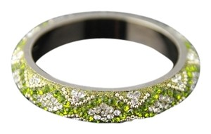 Other Lime Green Swarovski Bangles