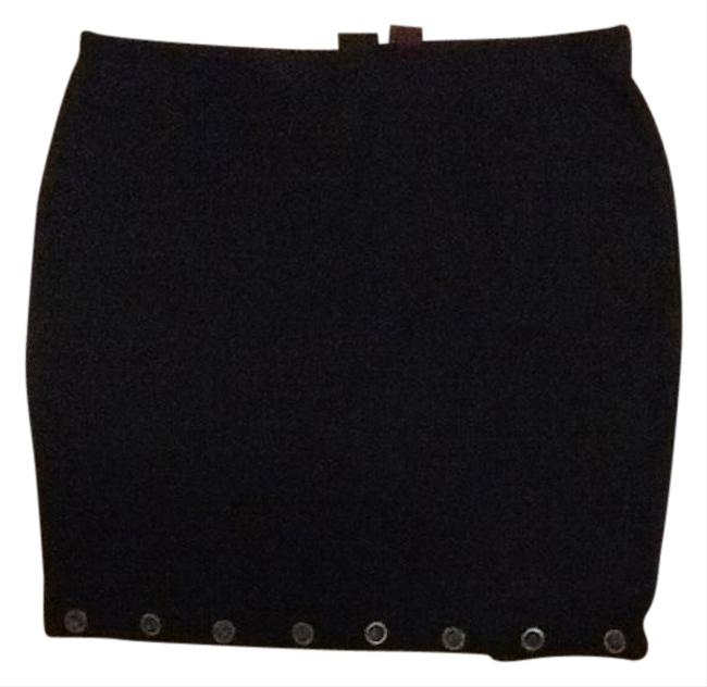 Material Girl (by Madonna) Mini Skirt Black