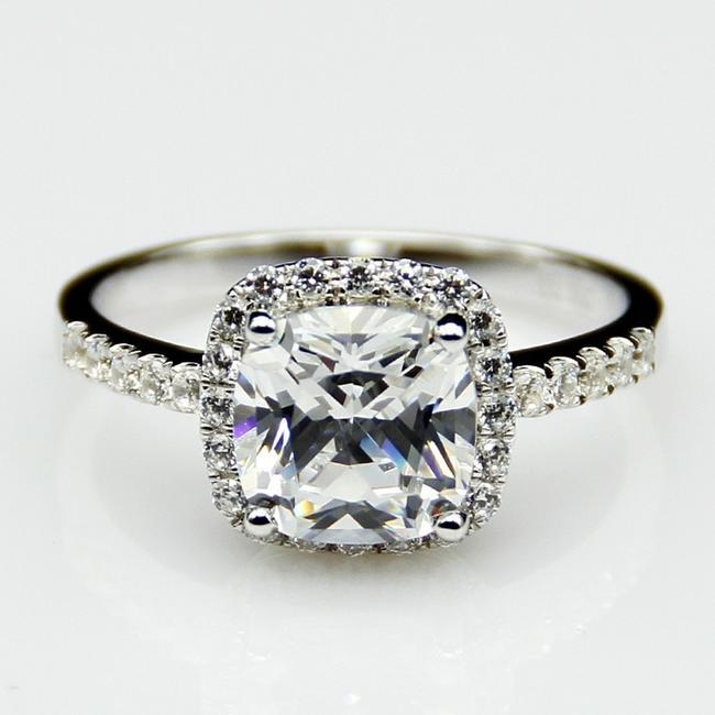 All Sizes Vvs1 3ct Cushion Cut 4 5 6 7 Sona Nscd Diamond Proposal Cushion Square Pt950 Engagement Ring All Sizes Vvs1 3ct Cushion Cut 4 5 6 7 Sona Nscd Diamond Proposal Cushion Square Pt950 Engagement Ring Image 1