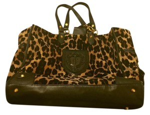 Juicy Couture Tote in Leopard