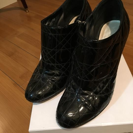 Dior Blac Boots Image 3