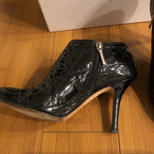 Dior Blac Boots Image 6