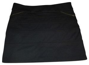 BCBGeneration Mini Skirt Black.