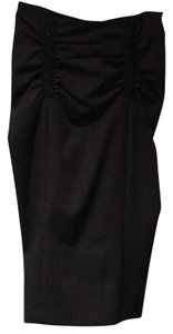 Dolce&Gabbana Pencil Skirt Grey with black detail .
