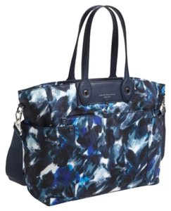 Marc by Marc Jacobs Nylon Blue Multi Diaper Bag