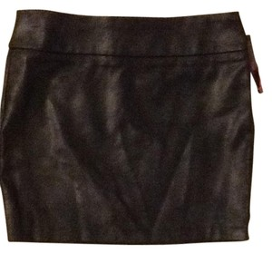 Flirtatious Mini Skirt Black