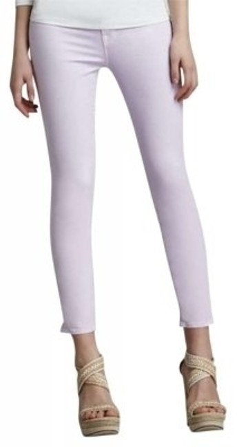 Item - Lilac Jeans Luxe Twill Slim Pants Size 8 (M, 29, 30)