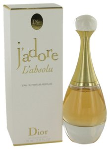 Dior JADORE L'ABSOLU by CHRISTIAN DIOR ~ Women's Eau de Parfum Spray 2.5 oz
