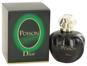 Dior POISON by CHRISTIAN DIOR ~ Women's Eau de Toilette Spray 1.7 oz