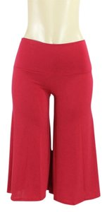 Exotic Wear Capris Red