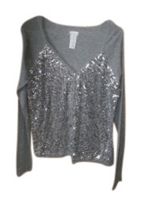 Preload https://img-static.tradesy.com/item/11864/jaclyn-smith-grey-night-out-top-size-12-l-0-0-650-650.jpg