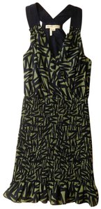 BCBGeneration Bcbg Size Xxsmall Sleeveless Silk Dress