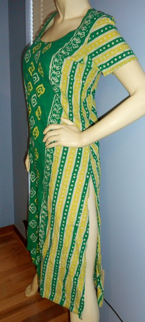 Other short dress Green and Yellow on Tradesy Image 1