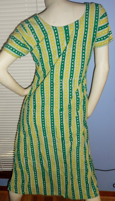 Other short dress Green and Yellow on Tradesy Image 2