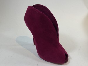 Christian Louboutin Magenta Boots