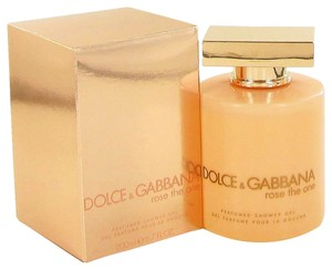 Dolce&Gabbana ROSE THE ONE by DOLCE & GABBANA ~ Women's Shower Gel 6.8 oz