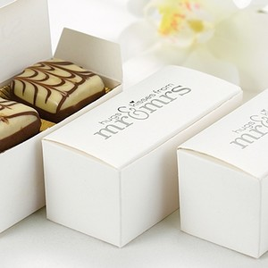 100 Mr And Mrs Wedding Truffle Boxes Favors