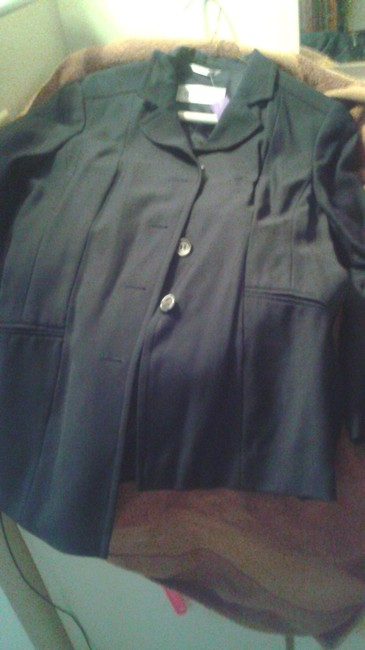 Sportmax Black Made In Italy Jacket Size 10 (M) Sportmax Black Made In Italy Jacket Size 10 (M) Image 1