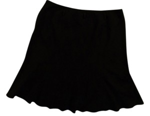 dressbarn Skirt black