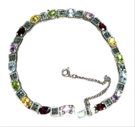 Preload https://item1.tradesy.com/images/fortunoff-fine-jewelry-colored-stone-bracelet-1186555-0-0.jpg?width=440&height=440
