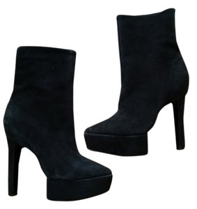 Theory Black Boots