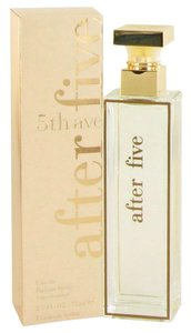 Elizabeth Arden 5TH AVENUE AFTER FIVE by ELIZABETH ARDEN ~ Women's EDP Spray 2.5 oz