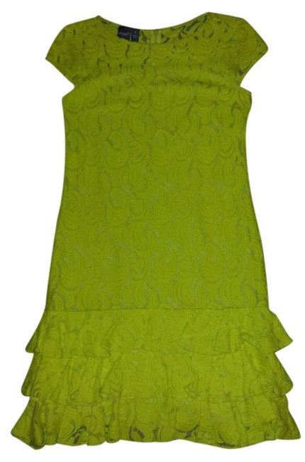 Preload https://img-static.tradesy.com/item/1186575/muse-lime-green-knee-length-cocktail-dress-size-2-xs-0-0-650-650.jpg