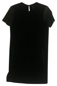 Club Monaco short dress Black on Tradesy