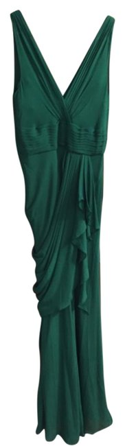 Watters Emerald Crinkle Chiffon Violet Style 2591i Traditional Bridesmaid/Mob Dress Size 8 (M) Watters Emerald Crinkle Chiffon Violet Style 2591i Traditional Bridesmaid/Mob Dress Size 8 (M) Image 1