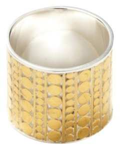 Anna Beck Lombock Two-Tone Divided Ring
