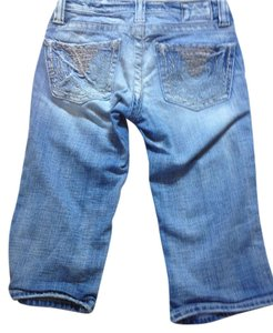 big star Capris Blue