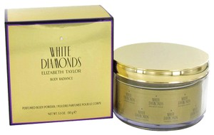 Elizabeth Taylor WHITE DIAMONDS by ELIZABETH TAYLOR ~ Women's Body Powder 5.3 oz