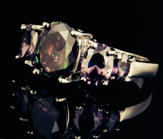 Other Rainbow Topaz Ring
