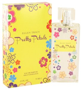 Ellen Tracy PRETTY PETALS by ELLEN TRACY ~ Women's Eau de Parfum Spray 2.5 oz
