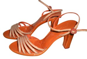Marc Jacobs Italy cognac Sandals