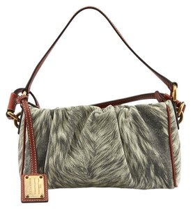 Dolce&Gabbana Miss Night & Day Dg Animal Print Cross Body Bag