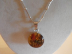 Other UNISEX Sterling Silver Chain WITH PENDANT VERY CUTE