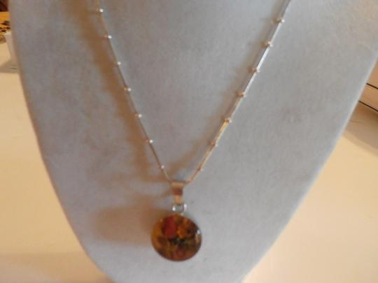Other UNISEX Sterling Silver Chain WITH PENDANT VERY CUTE Image 1