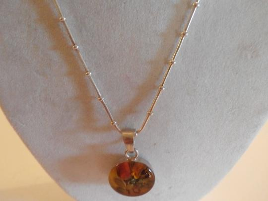 Other UNISEX Sterling Silver Chain WITH PENDANT VERY CUTE Image 4