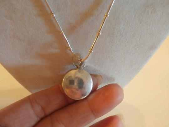 Other UNISEX Sterling Silver Chain WITH PENDANT VERY CUTE Image 5