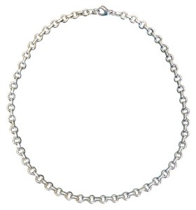 Tiffany & Co. Tiffany & Co. Sterling Silver Chain Link Necklace