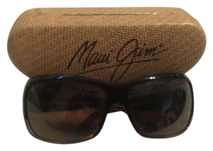 Maui Jim Maui Jim MJ111-01 Palms Color Rootbeer Brown Bronze 62mm Ombre Polarized Sunglasses