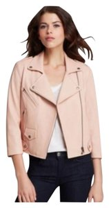 Rebecca Minkoff Light pink Leather Jacket