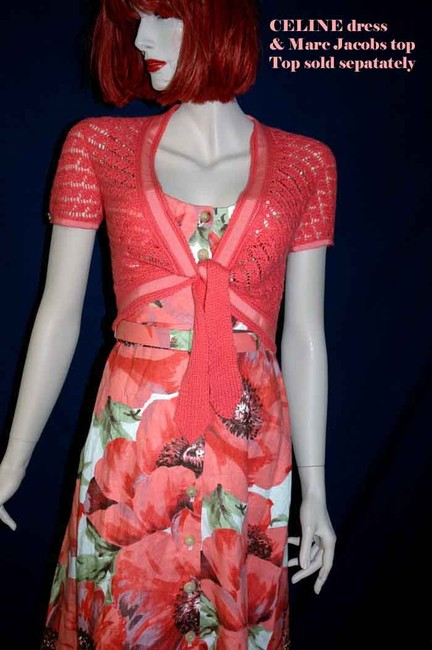 Marc Jacobs Top Coral Image 2