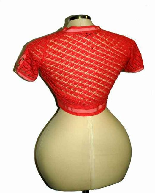 Marc Jacobs Top Coral Image 6
