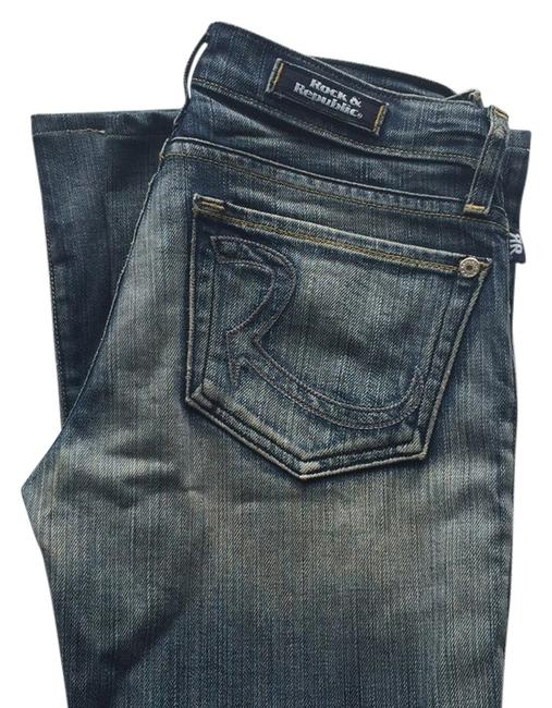 Preload https://img-static.tradesy.com/item/11871658/rock-and-republic-dark-rinse-denim-with-whiskering-and-fading-details-medium-wash-roth-stretch-flare-0-1-650-650.jpg