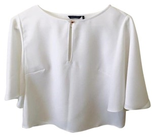 Marciano Short Sleeves Top White