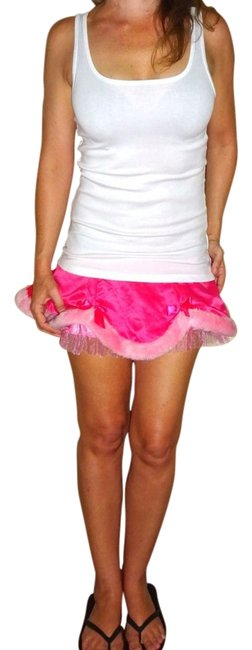 Item - Pink Santa Vs Sexy Little Things Baby Skirt Size 4 (S, 27)