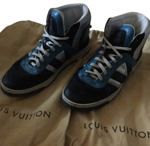 Louis Vuitton Black and blue Athletic