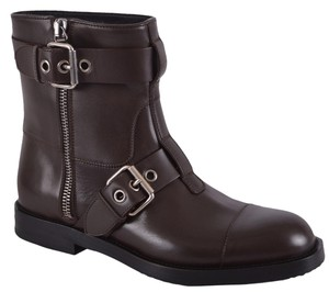 Gucci Ankle Men's Ankle Ankle Brown Boots